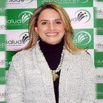 La exsuperintendente delegada para la Supervisión Institucional de la Superintendencia de Salud, Eva Katherine Carrascal.