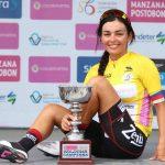 Estefanía Herrera campeona del Tour Femenino
