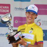 Daniel Arroyave se alzó con el título de la Vuelta del Porvenir