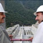 Gerente EPM Jorge Londoño comparte alegría histórica después de tanto sufrimiento y de tanto recibir palo. Funciona el vertedero Hidroituango2018-11-04 21.16.13 (3)