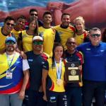 Colombia, campeón del Suramericano de Clavados