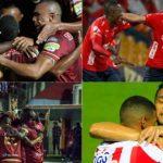 Tolima-DIM y Rionegro-Junior disputaran las semifinales de la Liga II-2018