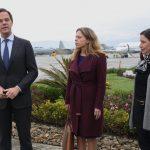 Primer Ministro de Países Bajos, Mark Rutte, visita Colombia para revisar asuntos de la agenda bilateral Foto: Ricardo Torres.