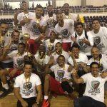 Titanes de Barranquilla, campeón de la Liga Profesional de Baloncesto4