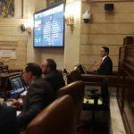 Plenaria de la Cámara de Representantes 051218