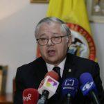 presidente de la Corte Suprema de Justicia, el magistrado José Luis Barceló