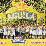 Junior campeón del Torneo Finalización de la Liga Colombiana 2