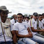 Ex-guerrilleros-de-las-FARC-desmovilizados.-Archivo