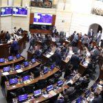 Plenaria tiene aprobado el 80 por ciento del articulado de Ley de Financiamiento