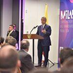 Con el Laboratorio de Innovación Pública (MiLAB), que se lanzó este miércoles en Bogotá, el sector privado y el sector público hablarán el mismo idioma, dijo el Presidente Duque.