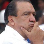 Gabriel Camargo, máximo directivo del Deportes Tolima, cuestionando la Liga Femenina