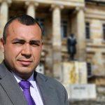 Nuevo jefe de Recursos Humanos, Rubén Darío Iregui.