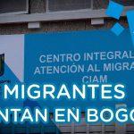 El Centro de Atención a Migrantes (CIAM
