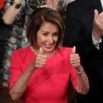 Nancy Pelosi fue electa líder de la Cámara de Representantes 2