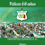 68 Años del Deportes Quindio
