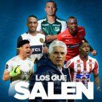 De la Liga Aguila al exterior