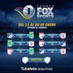 FIESTA DEL TORNEO FOX SPORTS