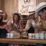 Visita de las candidatas del 48 Reinado Internacional del Café al Corredor Polaco