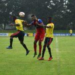 Selección Colombia Sub-20, realizó último entrenamiento antes de su viaje a Chile (4)