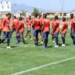 Selección Colombia Sub-20 ultimó detalles para enfrentar a Bolivia (2)