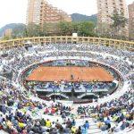 Paza de Toros de Bogotá Sede Copa Davis