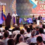 """""""En marzo próximo tendremos el 70% de los proyectos 4G con cierre financiero y en etapa de ejecución"""", anunció el Presidente Duque durante su intervención en el 'Gran Foro Colombia 2019: ¿Para dónde va el país?'."""