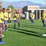 Colombia Sub-20 está lista para el juego ante Argentina (4)