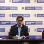 MINGACIENDA-Gobierno busca mayor crecimiento e inversión para consolidar cuentas fiscales (2)