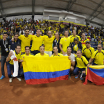 Colombia clasificó por primera vez a la fase final de la Copa Davis 2019-02-02 14.42.36 (1)