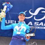 Winner Anacona sigue como líder de la Vuelta a San Juan