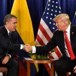 Duque -Trump