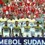 Chapecoense homenajeó a Colombia en la Sudamericana
