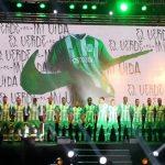 Nacional listoPARA JUGAR LA CONMEBOL LIBERTADORES