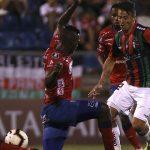 Palestino empató ante Independiente de Medellín