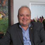 ANGULO OPUESTO Jorge Enrique Vélez, presidente de la División Mayor