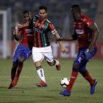 Palestino sólo empató 1-1 este miércoles frente a Independiente de Medellín
