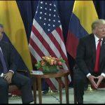 Rueda de Prensa Trump-Duque