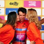 Urán retoma el liderato del Tour Colombia 2.1