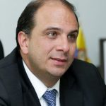 Carlos Camargo, director de la Federación Nacional de Departamentos