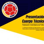 Presentación Cuerpo Técnico de la Federación Colombiana de Fútbol2019-02-22 22.12.21