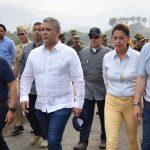 Duque condena no entada de ayudas a Venezuela