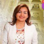 Representante a la Cámara por Bogotá del Partido MIRA, Irma Luz Herrera,