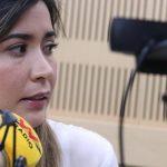 Carolina Rozo, la fisioterapeuta de la Selección Colombia Femenina Sub-17