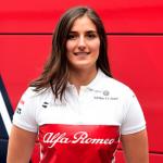 Tatiana Calderón continuará en el equipo Alfa Romeo Racing