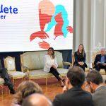 Primera Dama de la Nación, María Juliana Ruiz, convoca a la Gran Alianza por la Nutrición