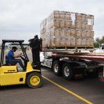 Cancillería y Ungrd recibieron nuevas ayudas humanitarias de Estados Unidos para Venezuela 2