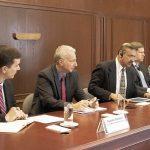 rueda de prensa del FMI en Bogotá (1)