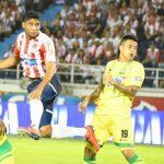 Junior empató 0-0 con Bucaramanga