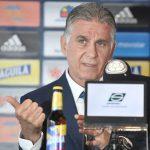 Carlos Queiroz anunció su primera convocatoria como entrenador de la Selección Colombia 03
