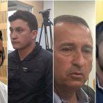 Harold Perilla, Carlos Chávez, Javier Reina y Julian Mejia denunciaron en La W que Oscar Julián Ruiz los acosaba sexualmente. Foto: W Radio